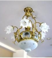 Φωτιστικό οροφής εποχης