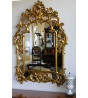 Καθρέφτης τοιχου, Baroque