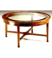 Στρογγυλό τραπέζι σαλονιου