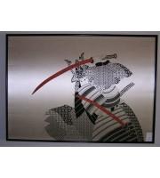 Μεταξοτυπία  Samurai