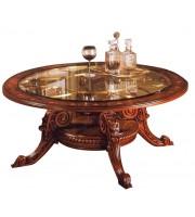 Στρογγυλό τραπέζι καθιστικου