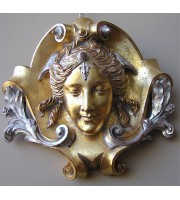 Κεφαλή κορης - Baroque