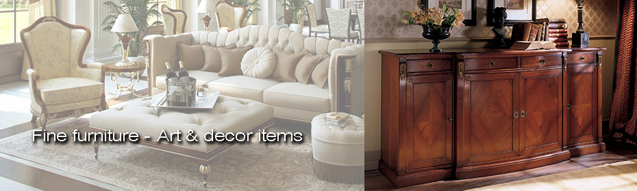 Vosnakis fine furniture - classic collection