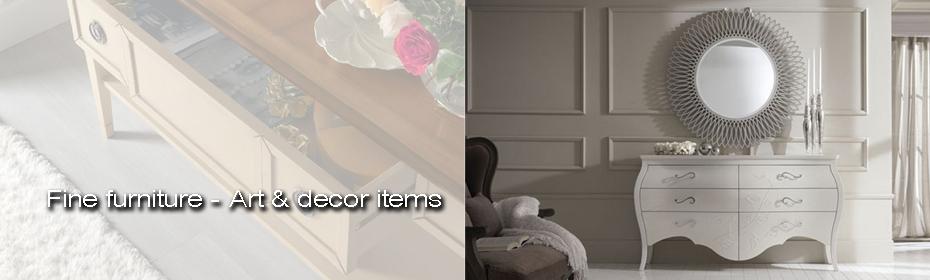 Vosnakis fine furniture - living room
