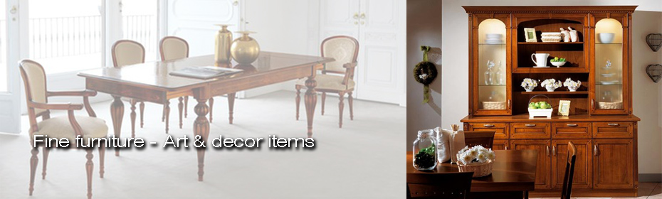 Vosnakis fine furniture - dining